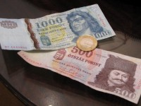 Hungarian Currency, Hungarin forint