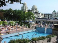 Gellert Bath and Spa in Hungary
