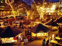 Budapest Christmas Market