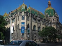 Museum of Applied Arts building in Budapest