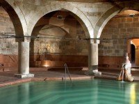 Rudas Bath and Pools in Budapest