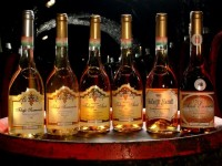 Selection of Tokaji wines