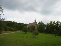 Church of Three Villages in Matraszentimre, Hungary