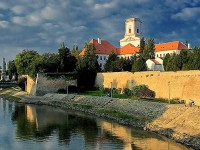 Bishop's Castle in Gyor