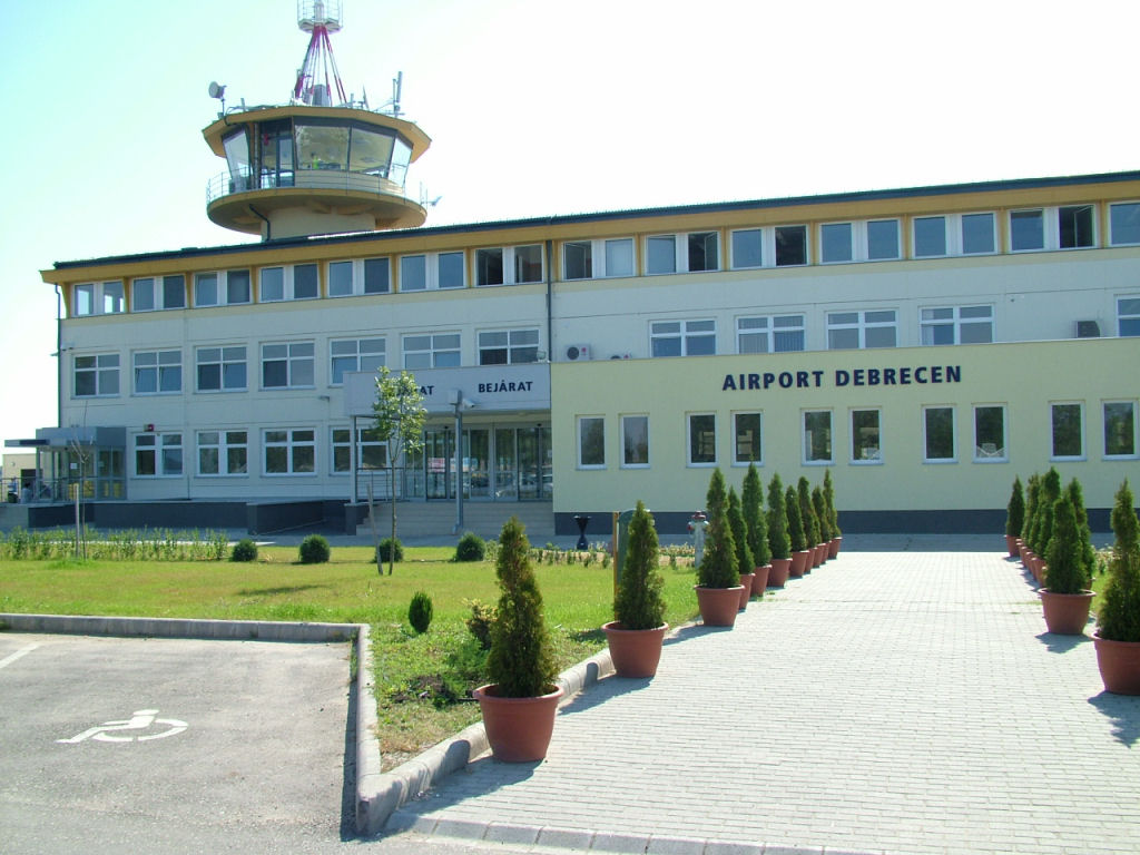 Debrecen International Airport