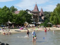 The best beaches at Lake Balaton