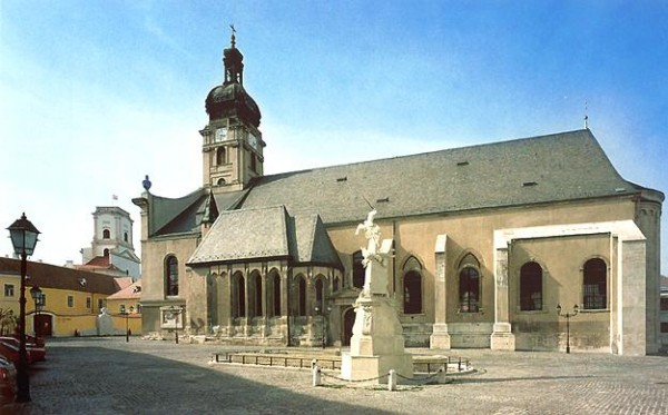 Gyor Cathedral of Our Lady
