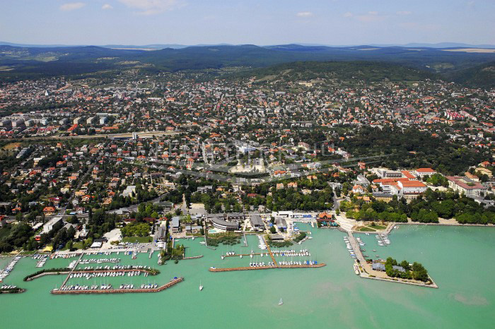 Balatonfured Hungary  City new picture : Top 10 most popular cities in Hungary | Hungary Travel Guides