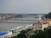 Top 5 New Bridges of Budapest