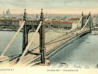 Top 5 Old Bridges of Budapest