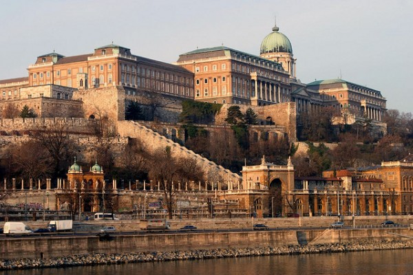 The Royal Castle in Budapest