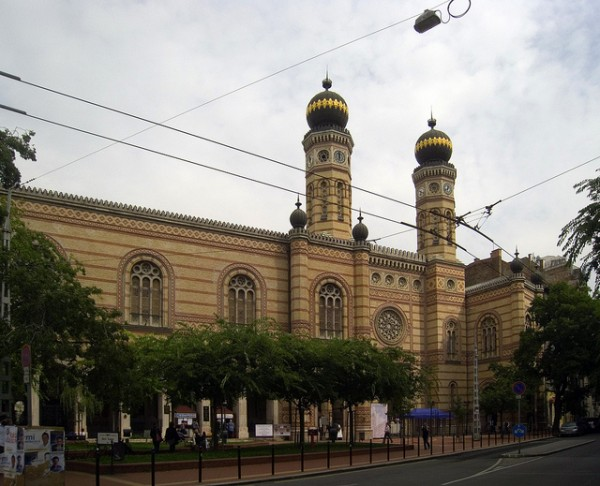 The Great Synagogue in Budapest