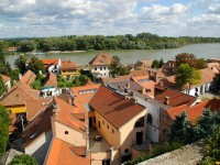The beautiful old town of Szentendre near Budapest