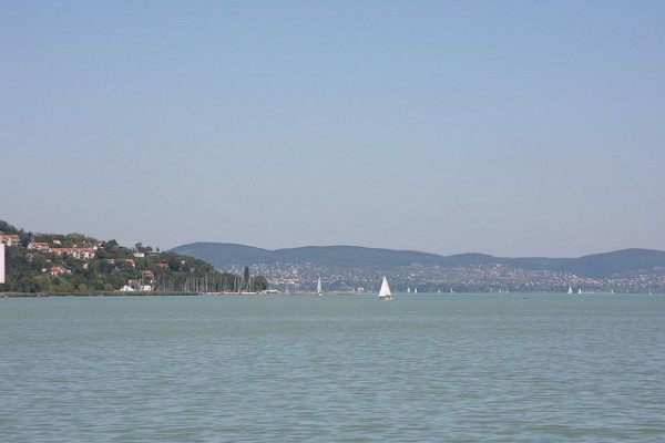 View from Tihany