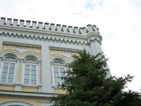 Nice building in Balatonfured