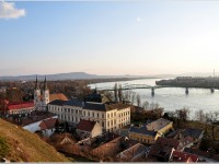 Tourist attractions in the city of Esztergom