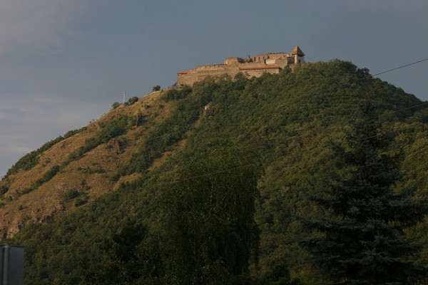The Visegrad Castle