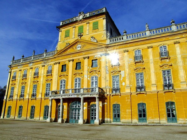 The Esterhazy Castle