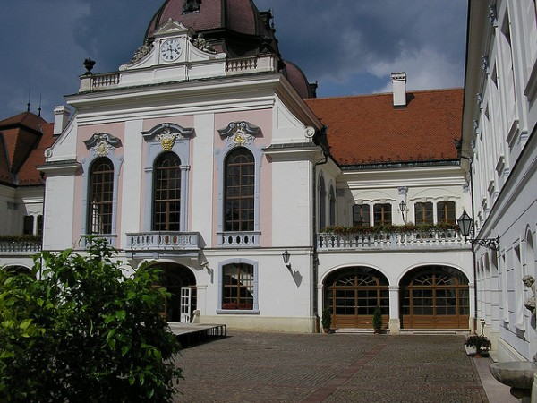 The Royal Mansion in Godollo