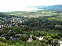 Szigliget, the pearl of Lake Balaton