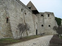 The famous Castle of Eger