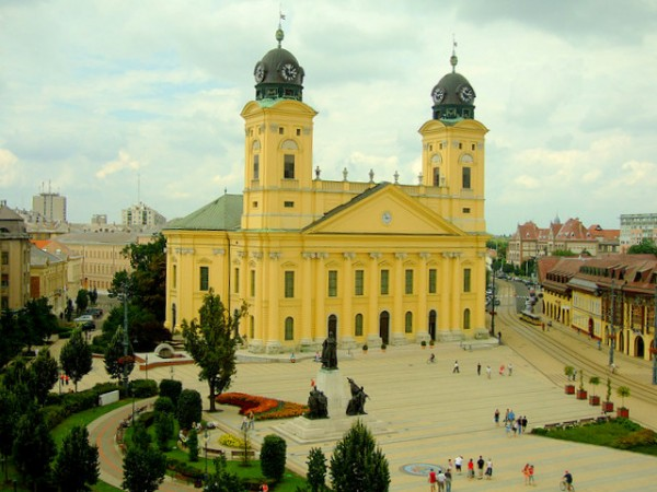 The Great Protestant Church in Debrecen