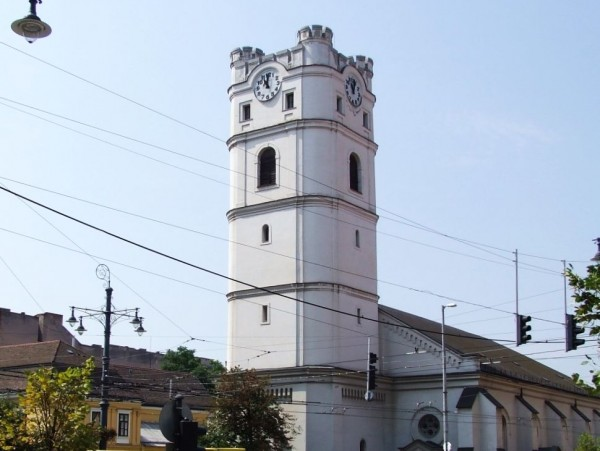 The Small Reformed Church of Debrecen