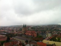 Tourist guide to Eger