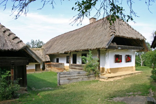 Village house in Orseg, Hungary