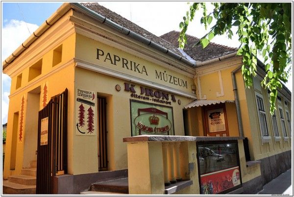 The Paprika Museum in Kalocsa
