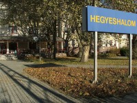 The city of Hegyeshalom