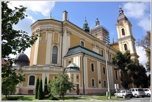 The Cathedral of Kalocsa