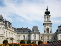 Tourist guide to Keszthely