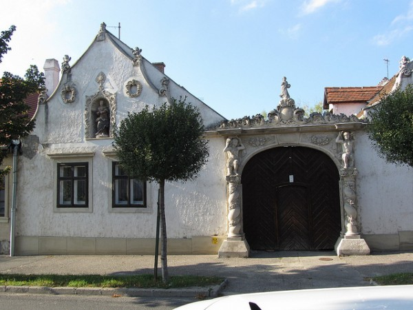 The House of the two moors