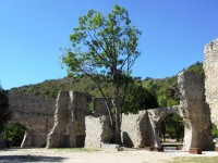 The Tettye Ruins in Pecs