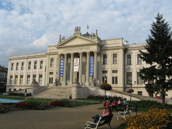 The Mora Ferenc Museum in Szeged